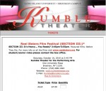 Reel Sisters Film Festival at Kumble Theater